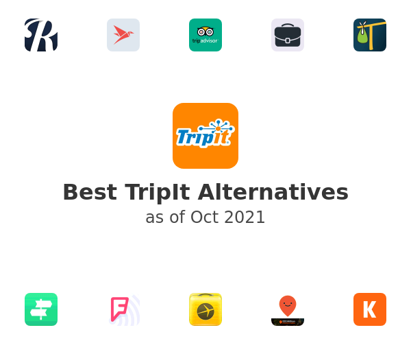 Best TripIt Alternatives