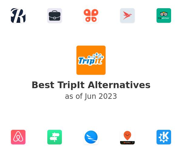 Best TripIt Alternatives