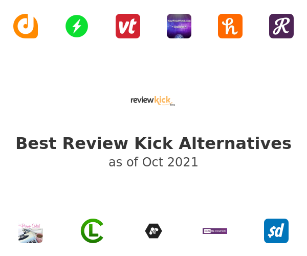 Best Review Kick Alternatives