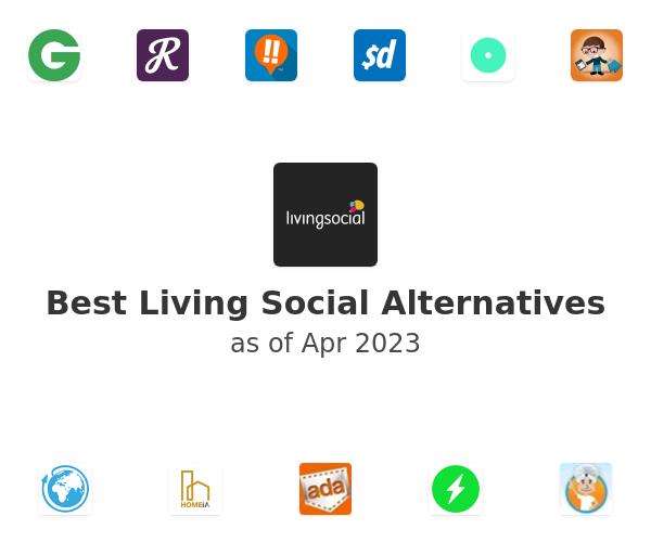 Best Living Social Alternatives