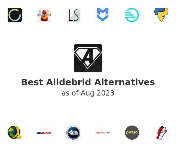 Best Alldebrid Alternatives