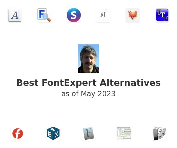 Best FontExpert Alternatives