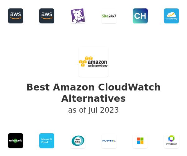 Best Amazon CloudWatch Alternatives