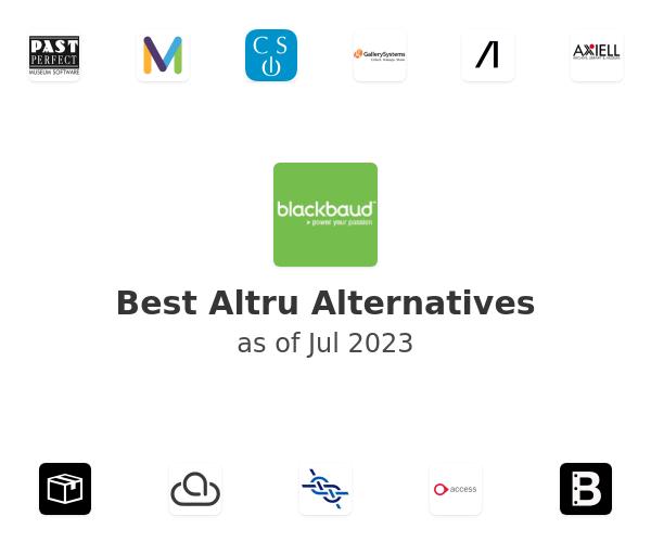 Best Altru Alternatives