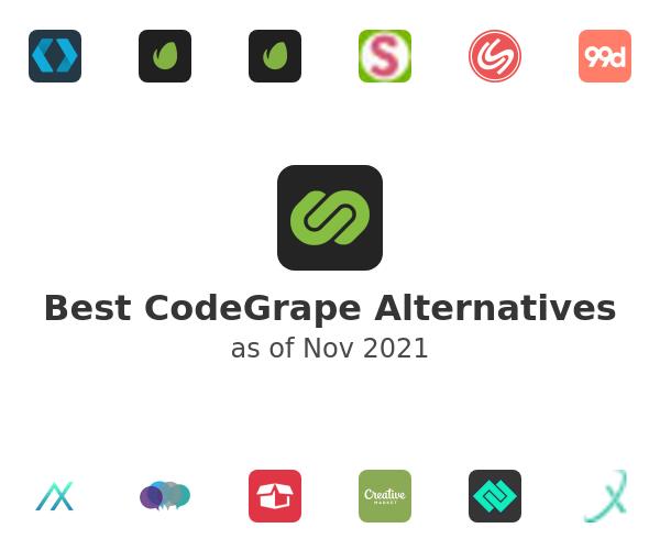 Best CodeGrape Alternatives