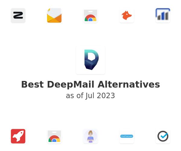 Best DeepMail Alternatives