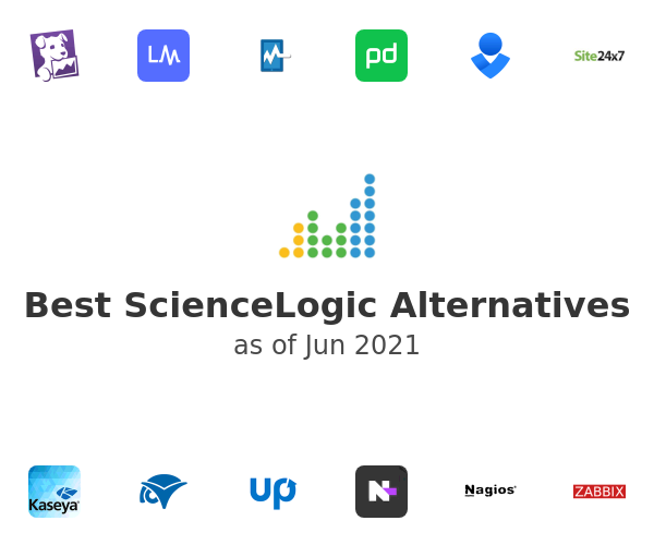 Best ScienceLogic Alternatives