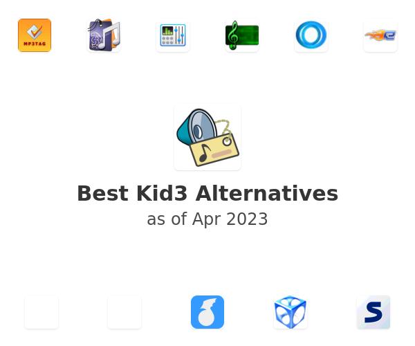 Best Kid3 Alternatives