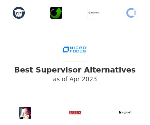 Best Supervisor Alternatives