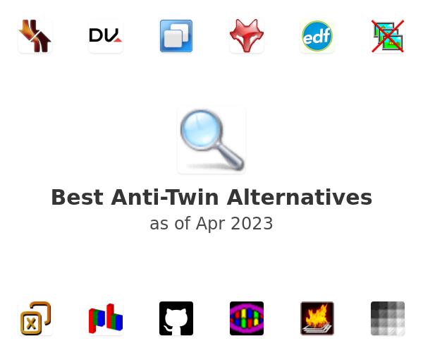 Best Anti-Twin Alternatives