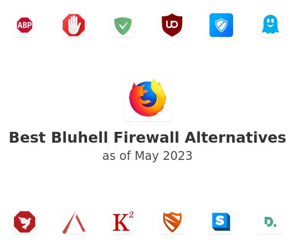 Best Bluhell Firewall Alternatives