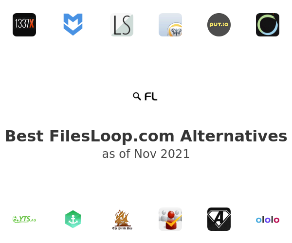 Best FilesLoop.com Alternatives
