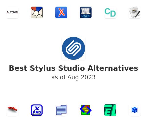 Best Stylus Studio Alternatives