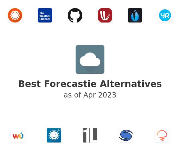 Best Forecastie Alternatives
