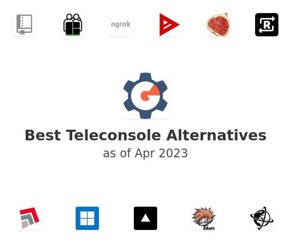 Best Teleconsole Alternatives