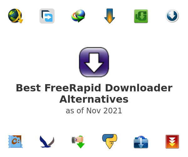 Best FreeRapid Downloader Alternatives