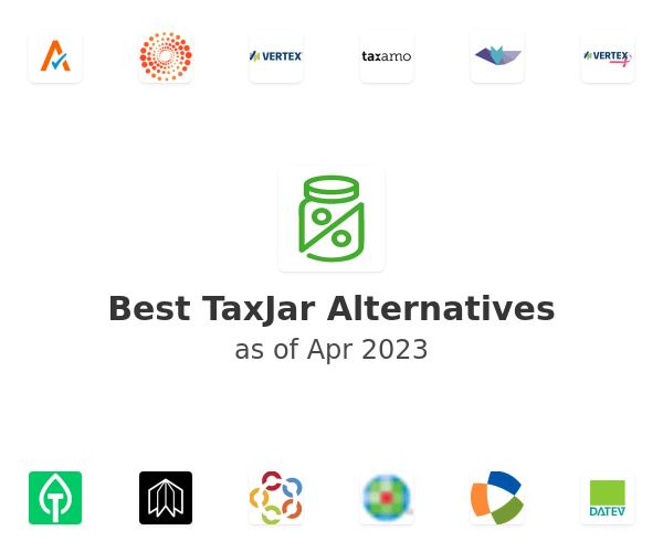 Best TaxJar Alternatives