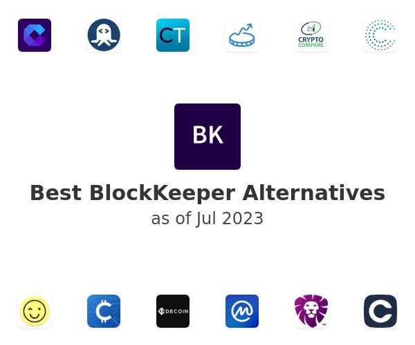 Best BlockKeeper Alternatives