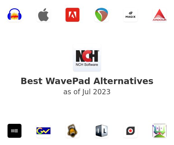 Best WavePad Alternatives