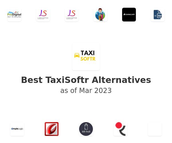 Best TaxiSoftr Alternatives