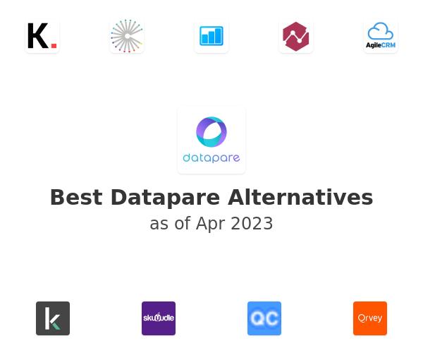 Best Datapare Alternatives