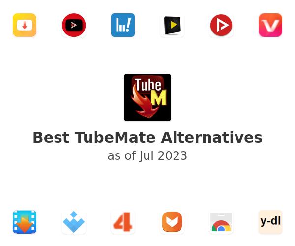 Best TubeMate Alternatives