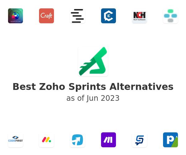 Best Zoho Sprints Alternatives