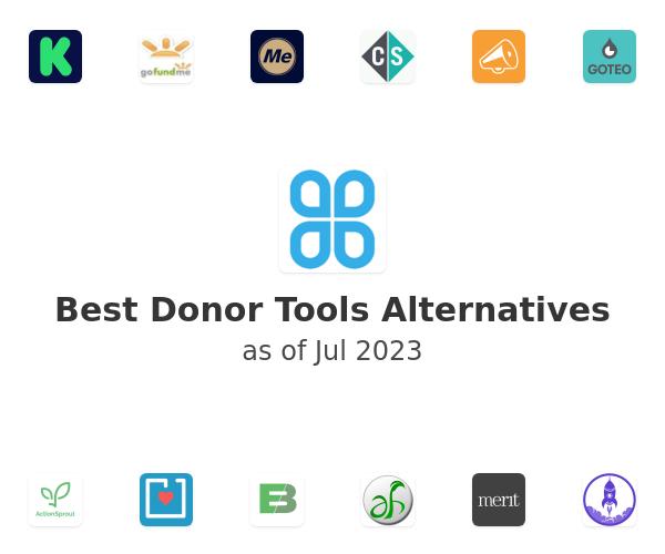Best Donor Tools Alternatives