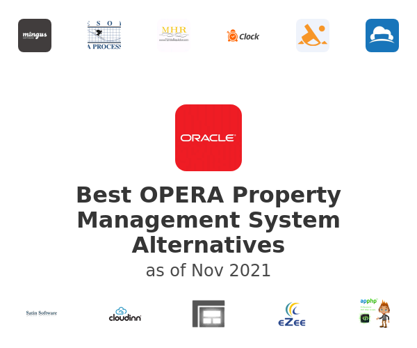 Best OPERA Property Management System Alternatives