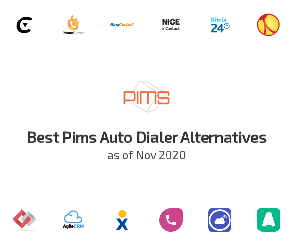 Best Pims Auto Dialer Alternatives