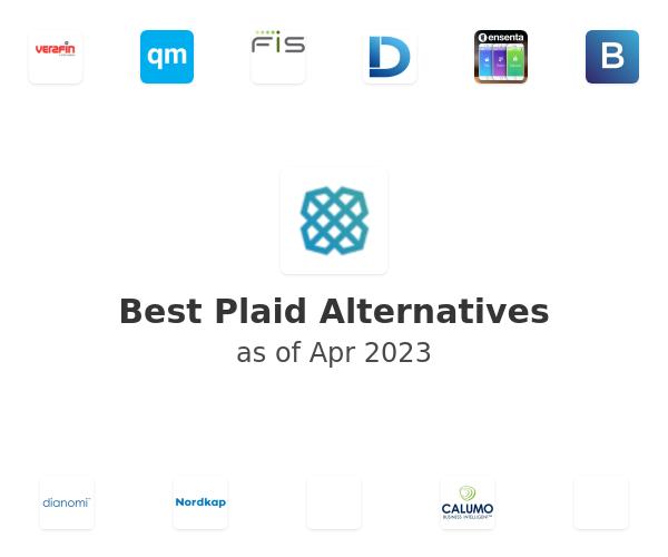 Best Plaid Alternatives
