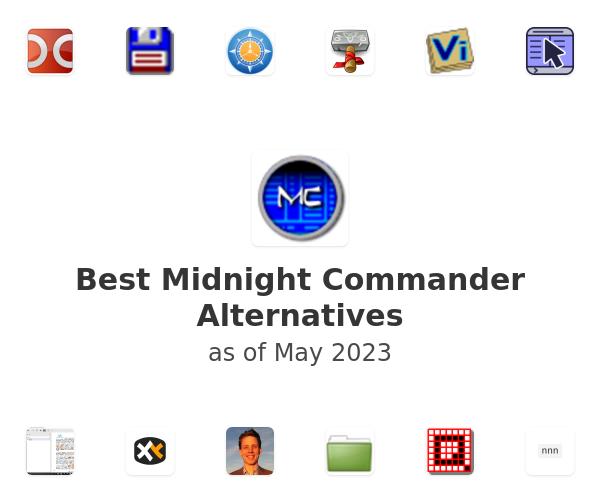 Best Midnight Commander Alternatives