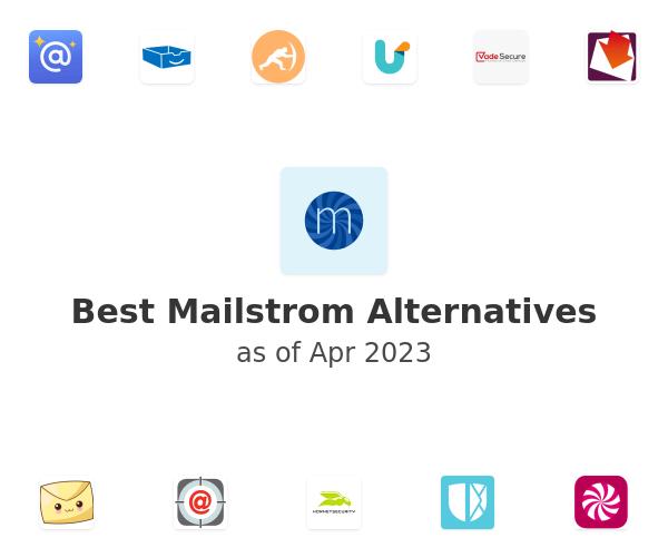 Best Mailstrom Alternatives