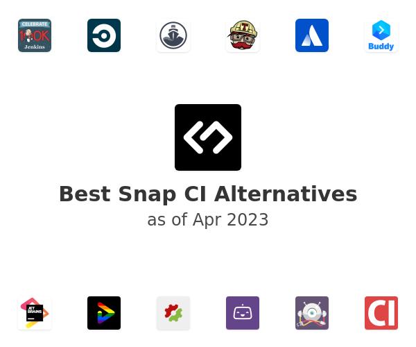 Best Snap CI Alternatives