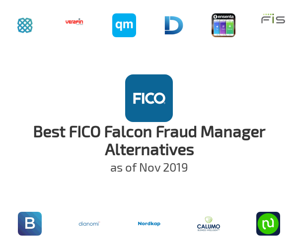 Best FICO Falcon Fraud Manager Alternatives
