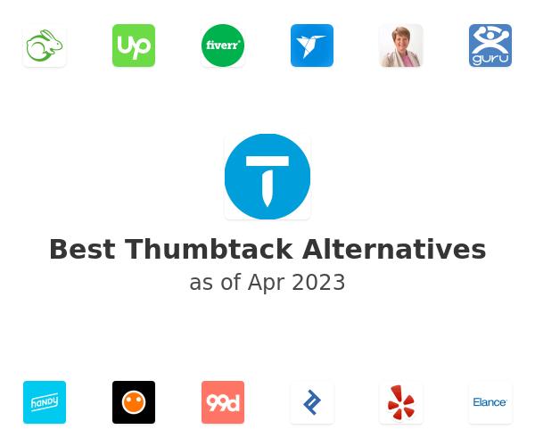 Best Thumbtack Alternatives