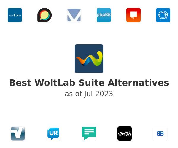 Best WoltLab Suite Alternatives
