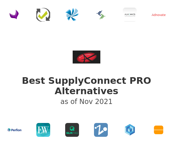 Best SupplyConnect PRO Alternatives