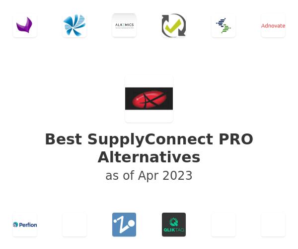 Best SupplyConnect PRO Alternatives
