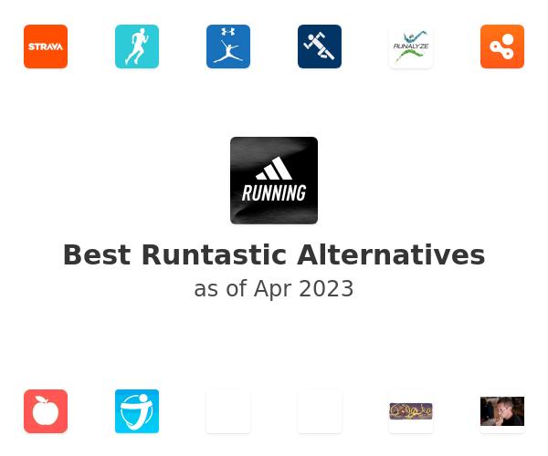 Best Runtastic Alternatives