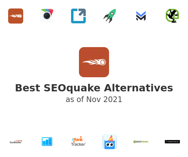 Best SEOquake Alternatives