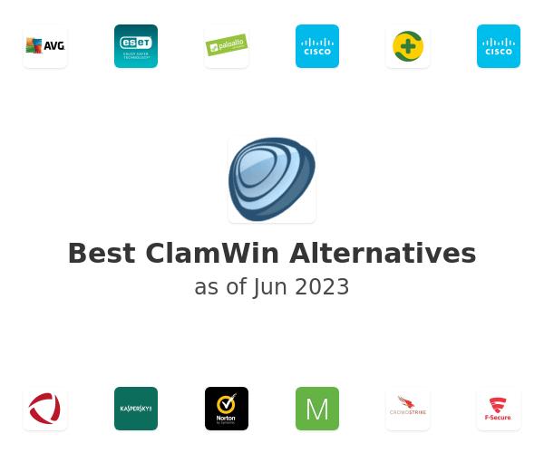 Best ClamWin Alternatives