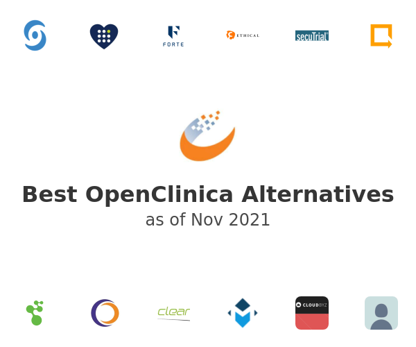 Best OpenClinica Alternatives