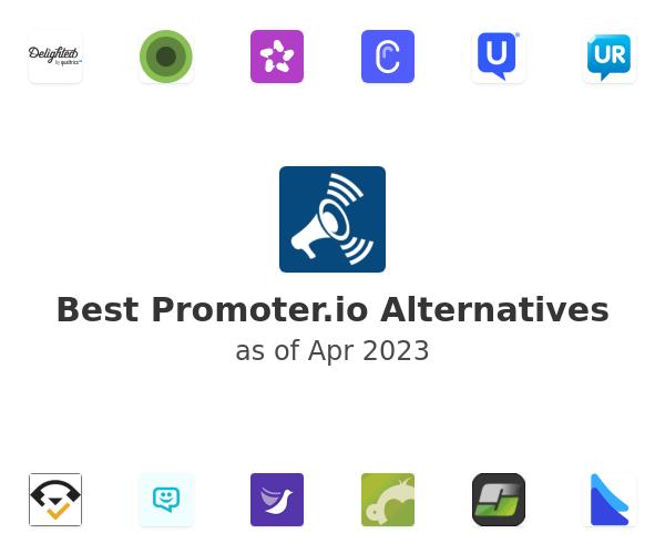 Best Promoter.io Alternatives