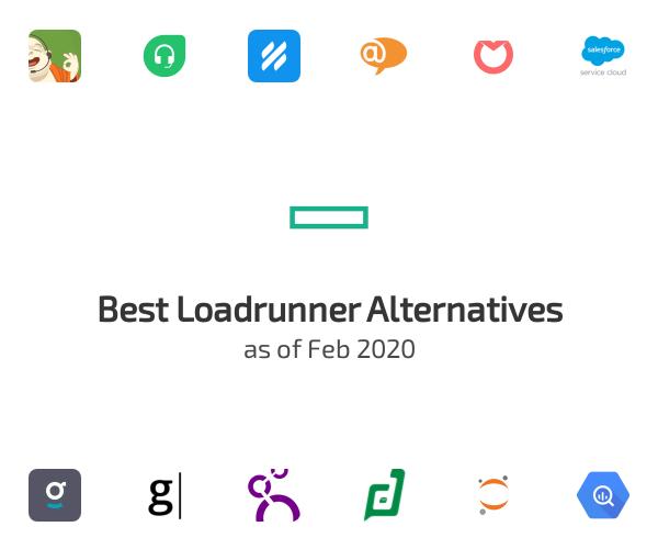 Best Loadrunner Alternatives