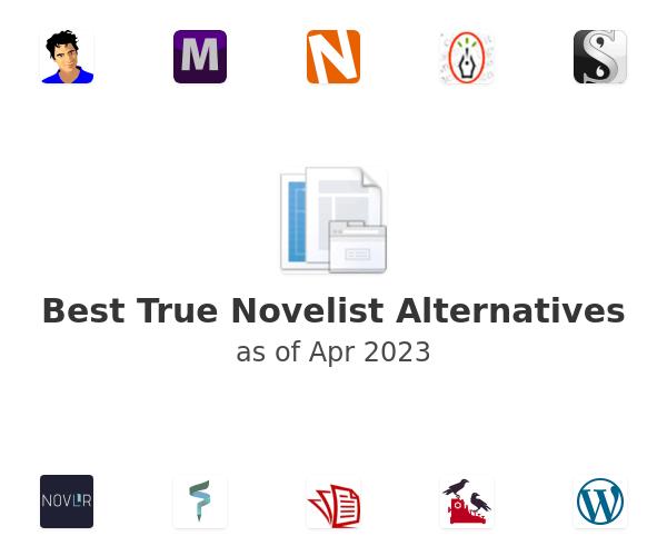Best True Novelist Alternatives