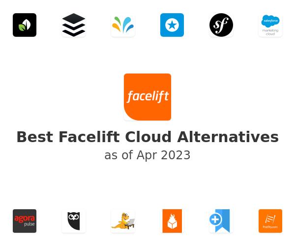 Best Facelift Cloud Alternatives