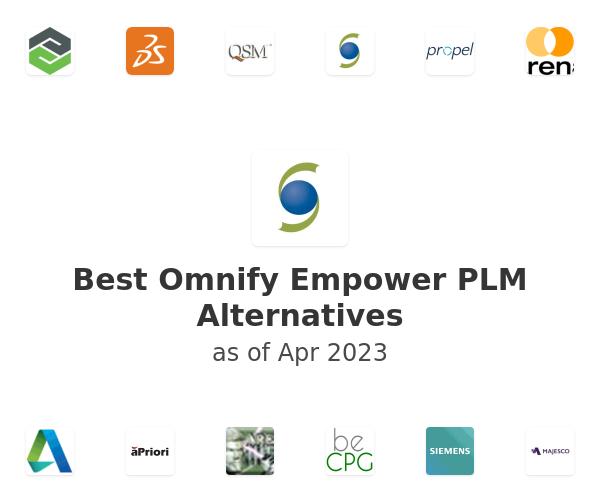 Best Omnify Empower PLM Alternatives