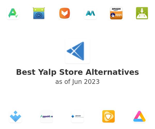 Best Yalp Store Alternatives