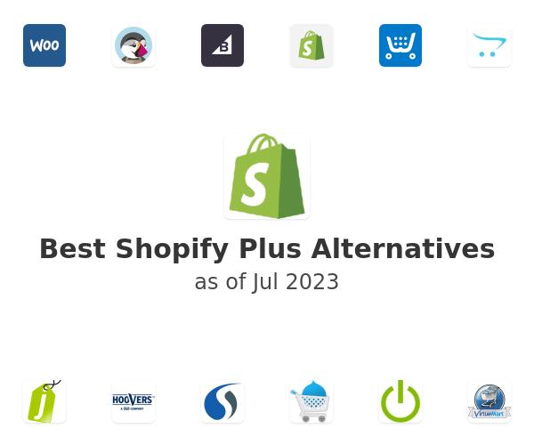 Best Shopify Plus Alternatives